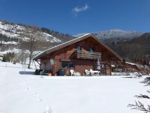 Chalet for sale in Arâches la Frasse...