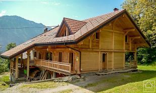 5 bed Chalet in Serraval, Haute Savoie...