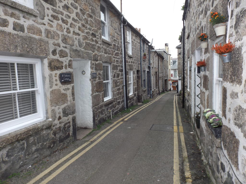 View Of Street An Garrow