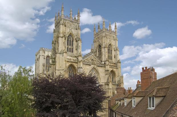 View of Minster