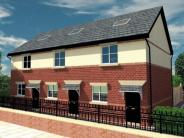 new development in Wigan Road, Bolton, BL3