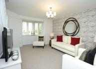 3 bed new home in Highfield Spring...