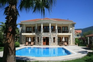Mugla Detached Villa for sale