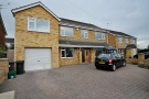 Detached home in Little Worth Lane...