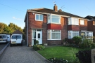 semi detached house in Warren Road, Wickersley...