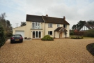 Detached home in Racecourse Lane...