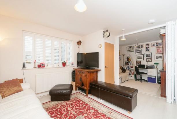 Living room in...