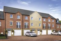new development for sale in Stradey Park, Llanelli...