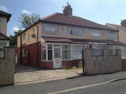 semi detached home in Walmsely Road, Leeds