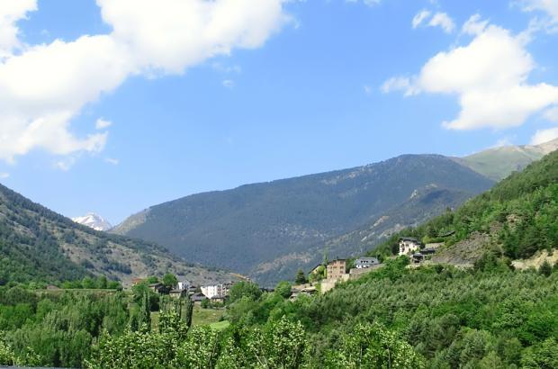 Aldosa village