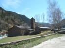 La Cortinada church