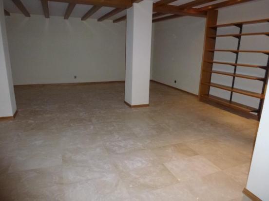 Space ground floor