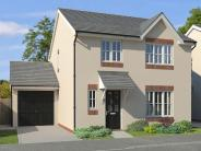 4 bedroom new home for sale in Pen Mill, Yeovil, BA21