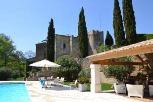 Castle for sale in UZES, Nîmes, Avignon...