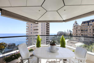 3 bed Apartment in Monaco, Monaco Area...
