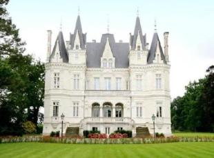 Castle for sale in SOUVIGNY DE TOURAINE...