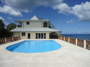 5 bed Villa for sale in Marigot Bay