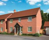 4 bedroom new property in Starnhill Way Bingham...