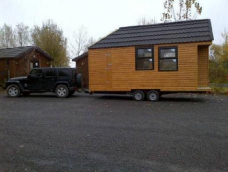 1 bedroom mobile home for sale in TIny House Frodsham Street