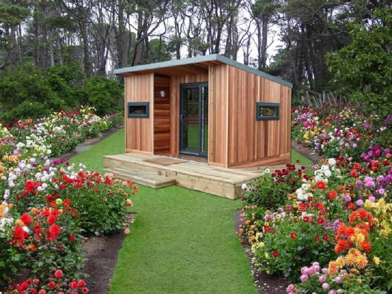 1 bedroom log cabin for sale in garden room frodsham for Garden rooms cheshire