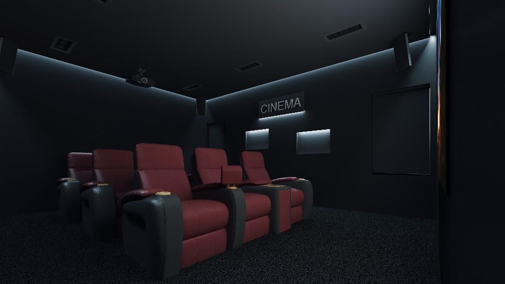 8D Cinema