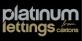 Caxtons Lettings and Management, Platinum Lettings from Caxtons logo