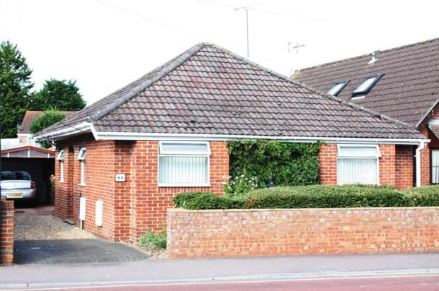 Photo of our new home in Totton, Southampton