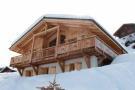 new development in Valais, Nendaz