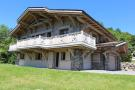 5 bedroom new development in Megève, Haute-Savoie...