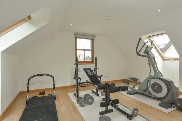 Gym / Games Room