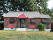 2 bedroom Detached house in Tennessee, Shelby County...