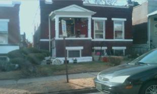 Detached property in Missouri, St Louis City...