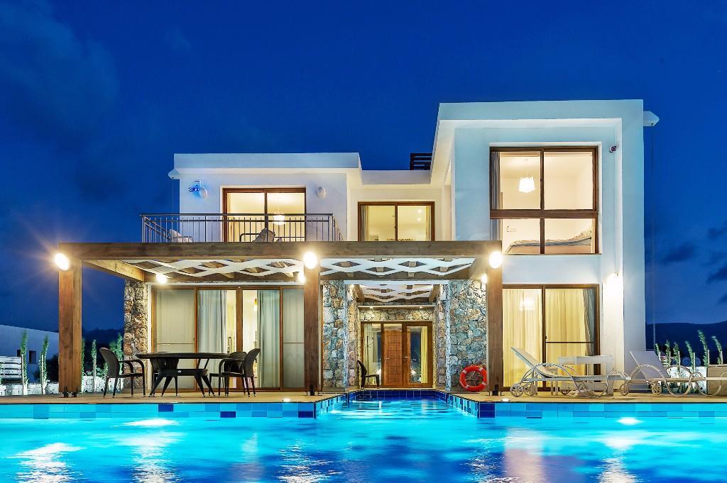 4 bedroom new development in Girne, Tatlisu