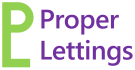 Proper Lettings, Tarporley logo