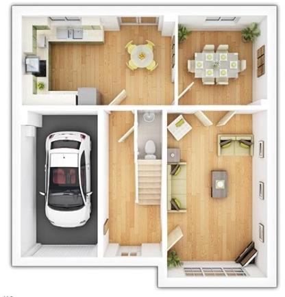 Eynsham Ground Floor Plan