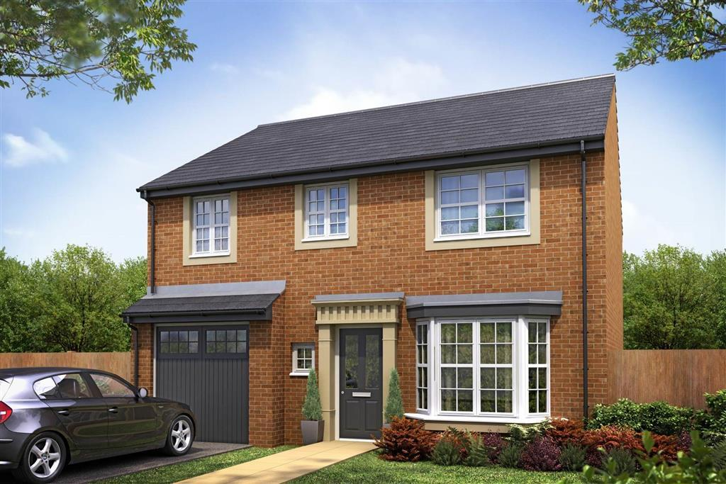 Artist Impression of The Downham at Ribble Meadows