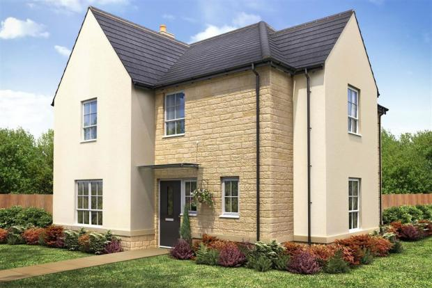 Artist Impression of The Chelford (Gateway) at Ribble Meadows