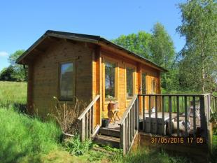 Boyle Log Cabin