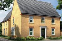 4 bed new house in Britannia Road, Burbage...