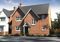 4 bedroom new house in London Road, Hinckley...