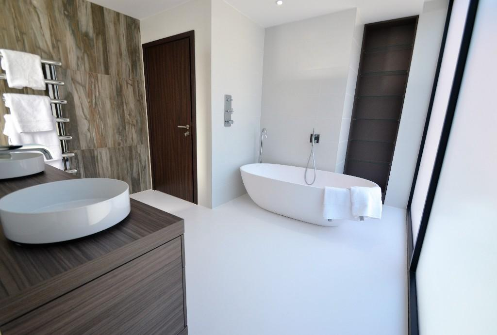 HUSEN development,Bathroom