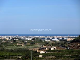 3 bedroom Detached Villa in Ador, Valencia, Valencia