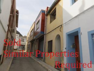 3 bedroom Town House in Pedreguer, Alicante...