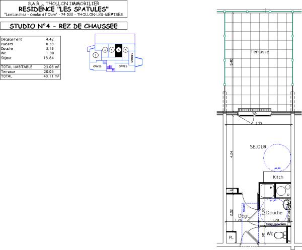 Details & Floor Plan