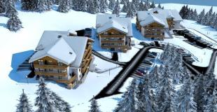 1 bed Apartment in Thollon-Les-Memises...