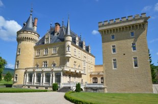 Castle in Franche-Comté, Jura for sale