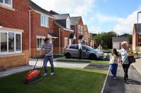 3 bed new home in Moorland Avenue...