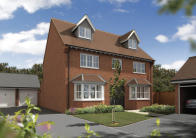 5 bedroom new house for sale in Gorsey Way Aldridge WS9...