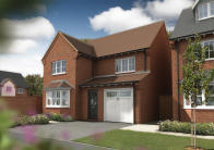 new house for sale in Gorsey Way Aldridge WS9...