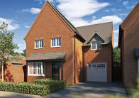 4 bedroom new home in Gorsey Way Aldridge WS9...